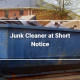 Wirral Junk Cleaner at Short Notice